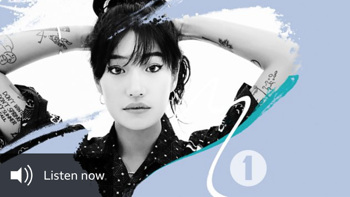 Peggy Gou Radio 1's Residency