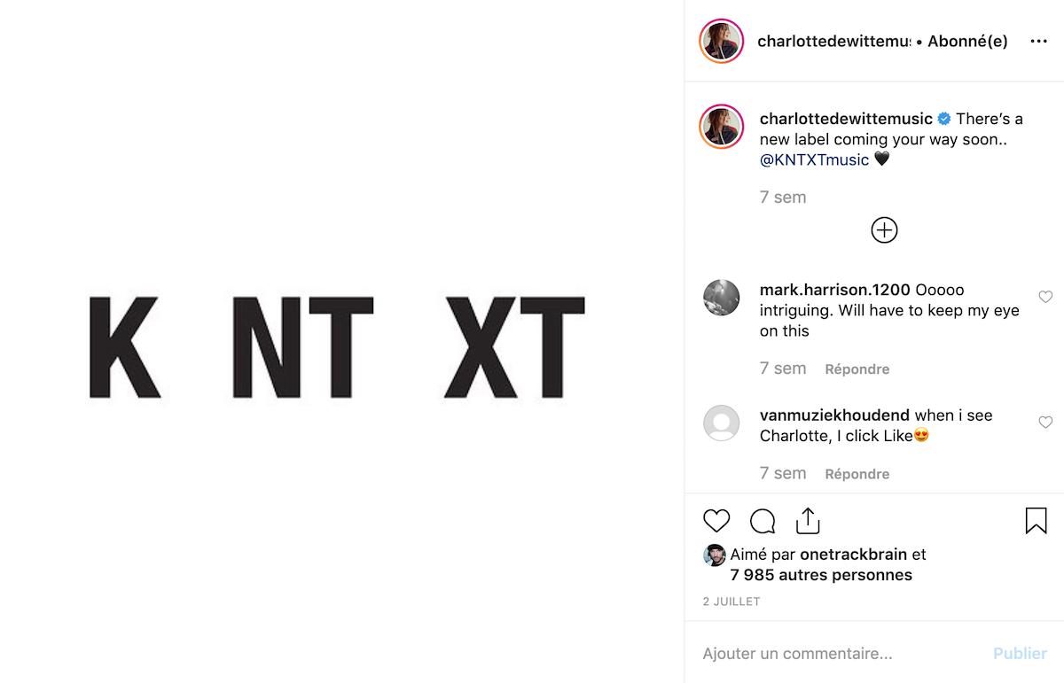 kntxt label