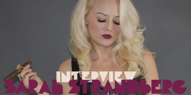 Sarah Strandberg interview