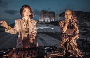 gioli & assia italian duo return with Hands on me