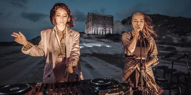 gioli & assia italian duo return with Hands on me