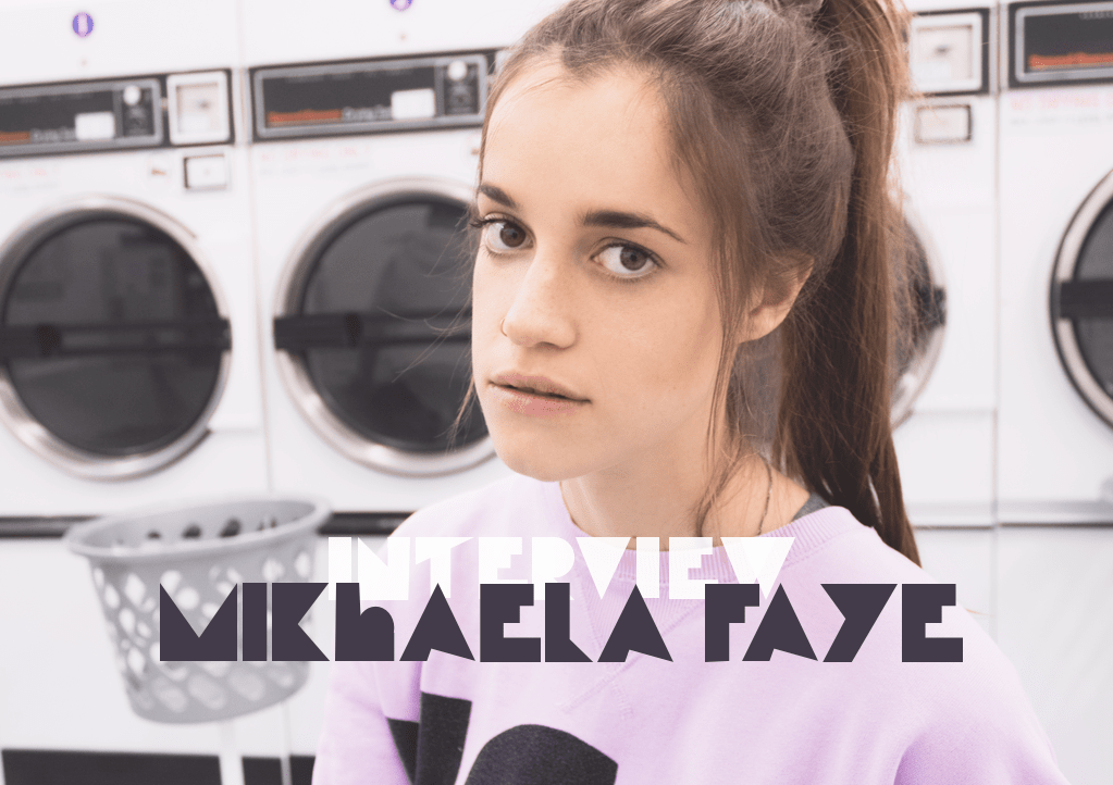 mikhaela Faye songwriter, singer from South Africa. First debut Ep