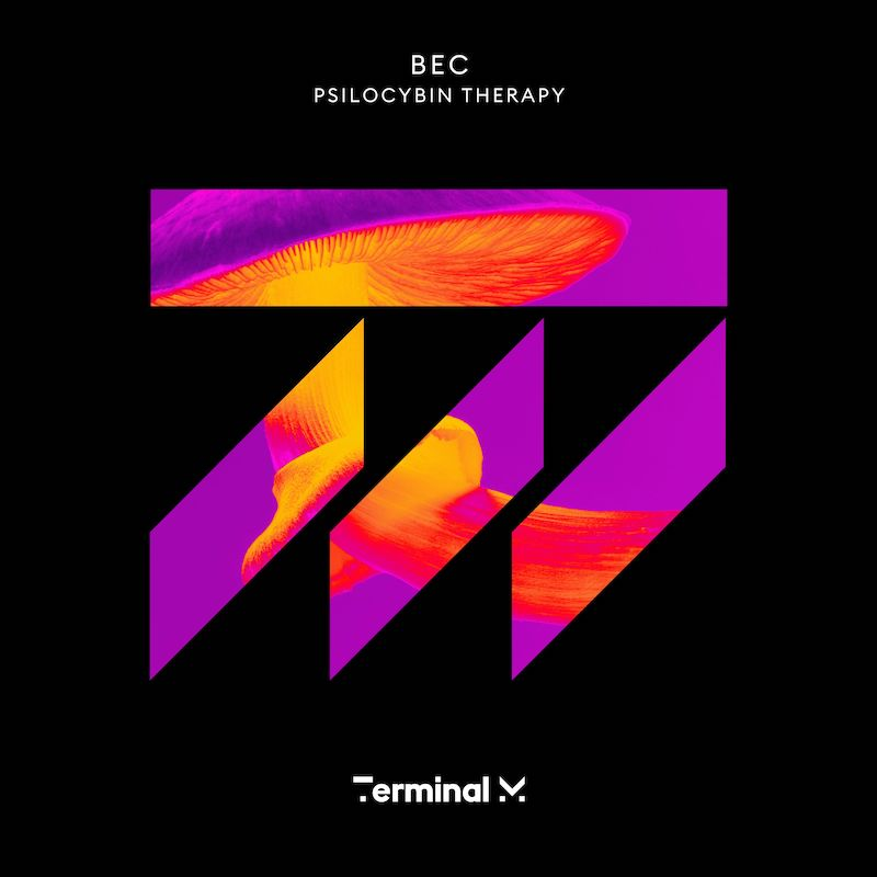 BEC - Psilocybin Therapy EP, Terminal M label
