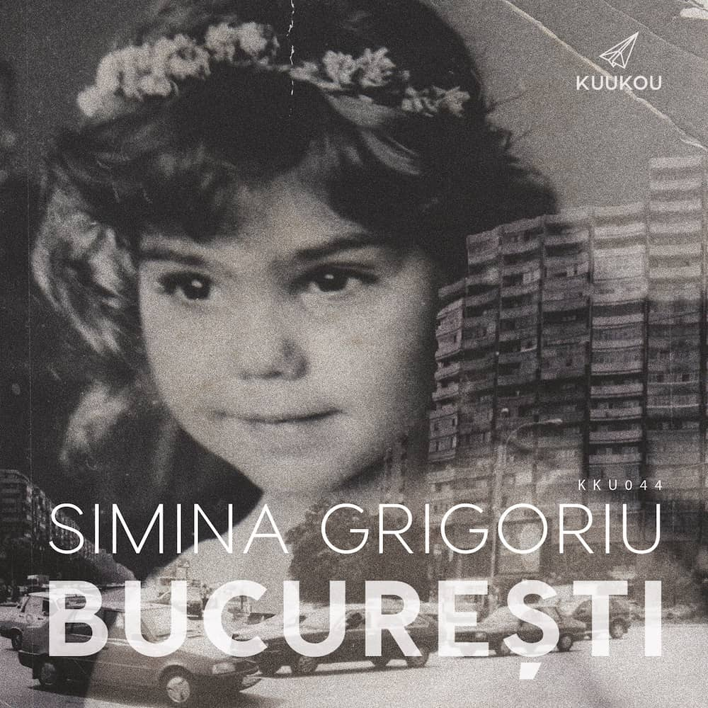 Bucuresti by Simina Grigoriu, female DJ based in Berlin