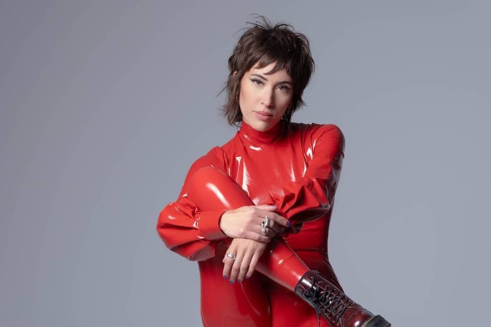 Indira Paganotto Femme Productrice de Techno Espagne