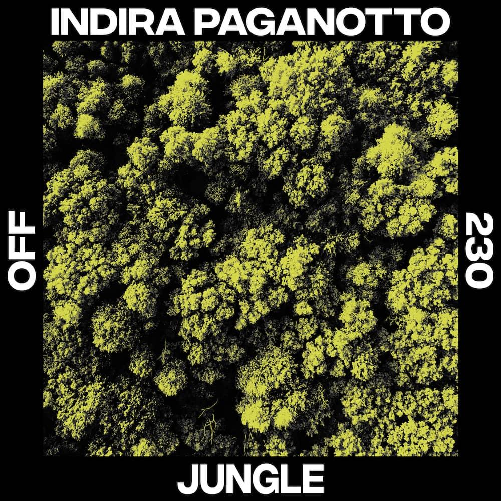 Femme DJ et productrice Techno, Indira Pagnotto, signe Jungle EP sur le label de Berlin OFF recordings