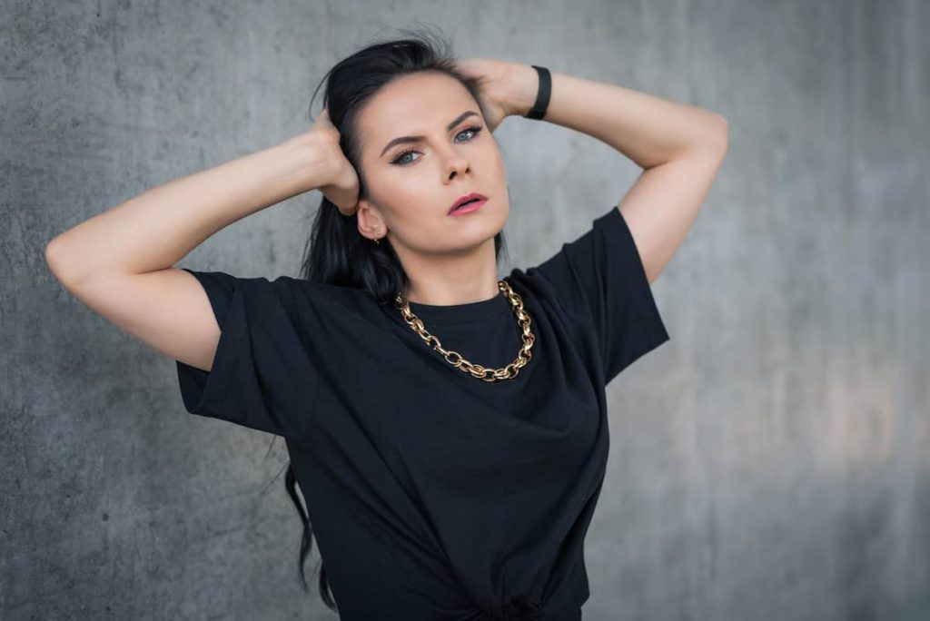 Noemi Black Femme DJ / productrice techno polonaise wodj mag